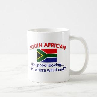 Good Looking South African Basic White Mug