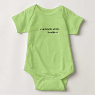 Good lord! What's that smell? Baby Bodysuit
