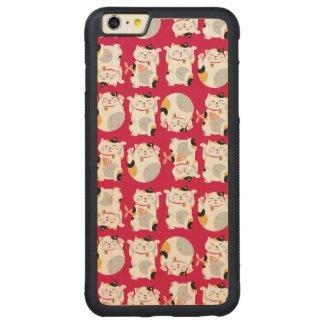 Good luck cat,chinese,feng shui,Maneki Neko,patter iPhone 6 Plus Case