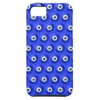 Good Luck Charms against Evil Eye Pattern iPhone 5 Cover