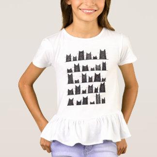 Good Luck Charms Girls T-Shirt