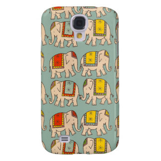 Good luck circus elephants cute elephant pattern galaxy s4 case