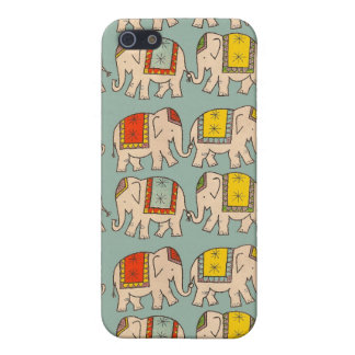 Good luck circus elephants cute elephant pattern iPhone 5/5S cases