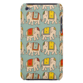 Good luck circus elephants cute elephant pattern iPod touch covers