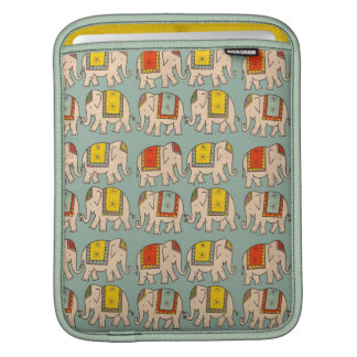 Good luck circus elephants cute elephant pattern sleeve for iPads