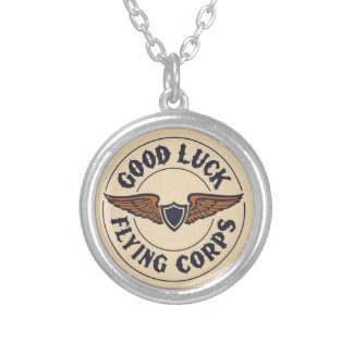 Good Luck Flying Club Necklaces