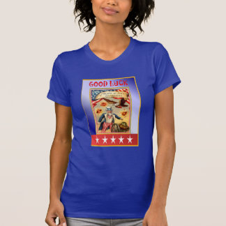 Good Luck from Uncle Sam T-Shirt