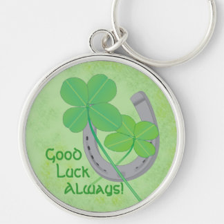 Good Luck Keychain