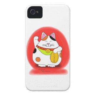 Good Luck Maneki Neko iPhone 4 Cases