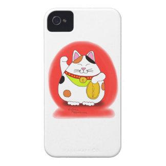 Good Luck Maneki Neko iPhone 4 Covers