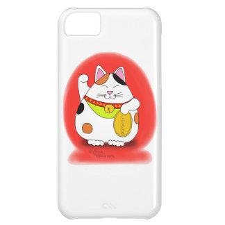 Good Luck Maneki Neko Case For iPhone 5C