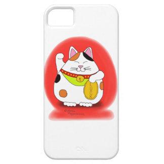 Good Luck Maneki Neko iPhone 5 Cover