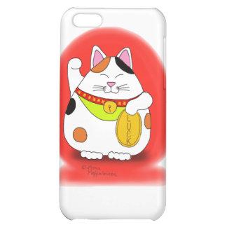 Good Luck Maneki Neko iPhone 5C Case