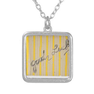 good luck pendants