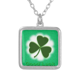 Good Luck Personalized Necklace