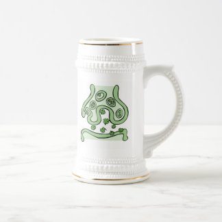 Good Luck Neurotransmitters Stein 18 Oz Beer Stein