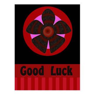 Good Luck Post Card
