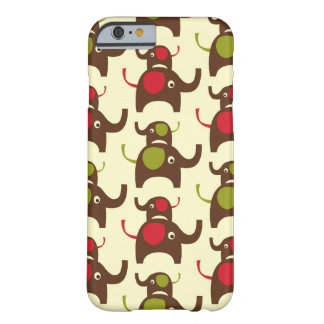 Good luck two elephants elephant iPhone 6 case