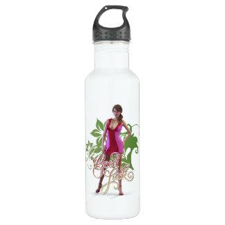 Good Luck Zoey 710 Ml Water Bottle