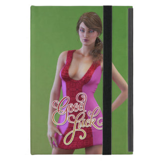 Good Luck Zoey Cases For iPad Mini