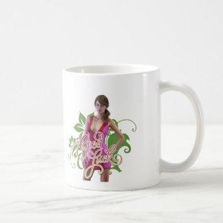 Good Luck Zoey Coffee Mugs
