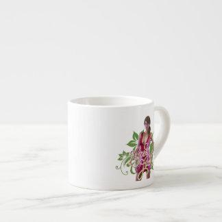 Good Luck Zoey Espresso Mug