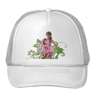Good Luck Zoey Mesh Hats