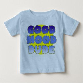 Good Mood Dude (Blue) Baby T-Shirt