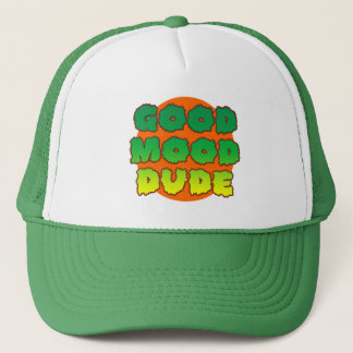 Good Mood Dude (Green) Trucker Hat