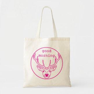 Good Morning Deer Tote! Simple ::Bobby203::