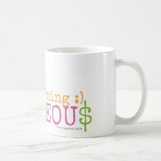 Good Morning Gorgeous Basic White Mug