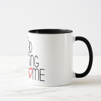 Good Morning Handsome - Coffee Mug