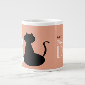 Good Morning Have a Nice Day, Two Cats, Mug