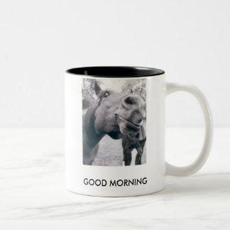 Good Morning Coffee Mugs
