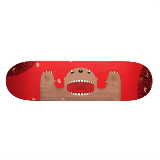 Good Morning Custom Skate Board