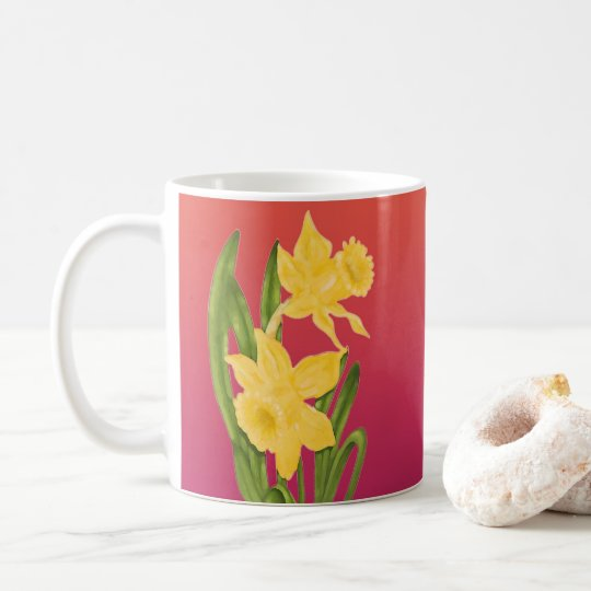 Good Morning Springtime Coffee Mug