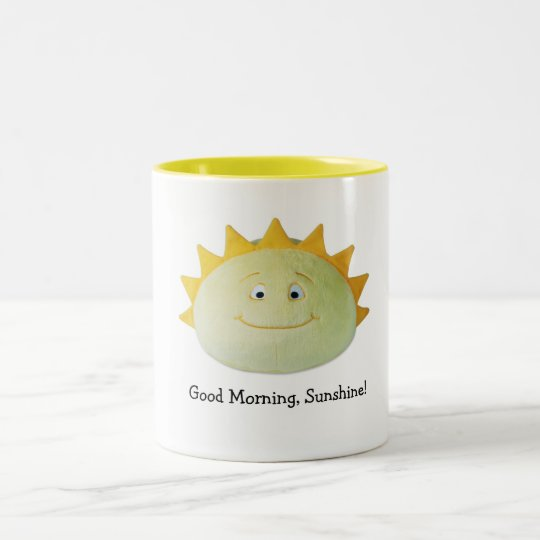 Good Morning Sunshine Coffee Mug by ThinkFun