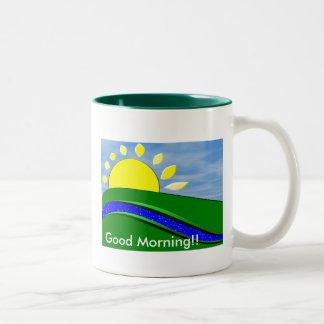 Good Morning Sunshine Day Coffee Mug
