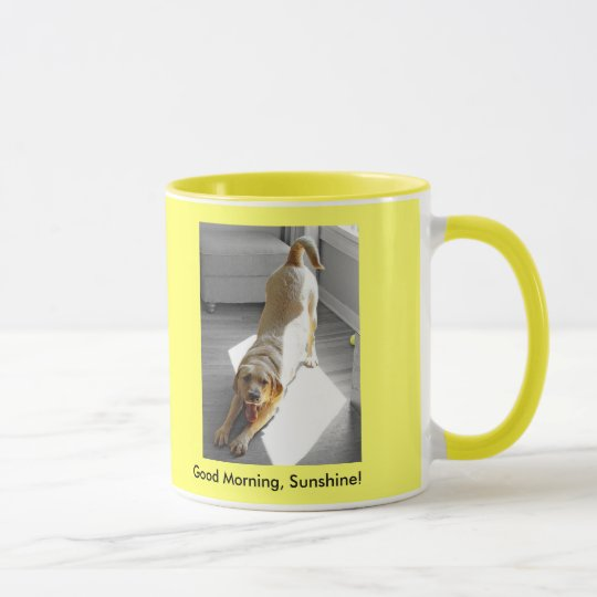 Good Morning, Sunshine! Mug