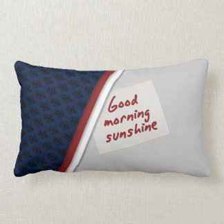 Good Morning Sunshine Pillow