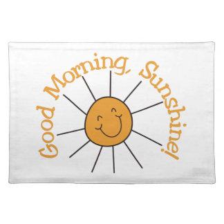 Good Morning Sunshine Placemat