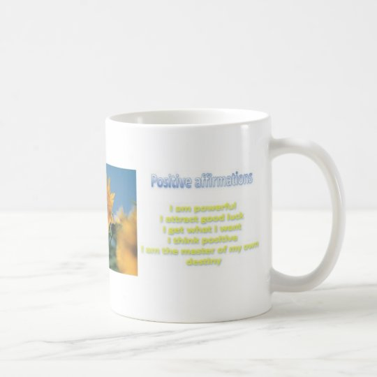 Good morning world! coffee mug