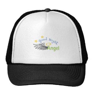 GOOD NIGHT ANGEL MESH HATS