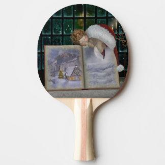 Good night ping pong paddle