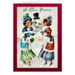 Good Old Christmas Greeting Cards