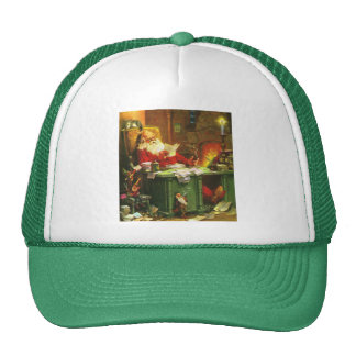 Good Old Santa Claus Cap
