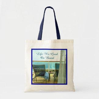 Good On Board Budget Tote Bag