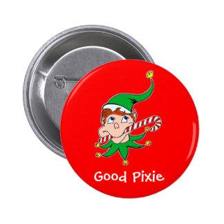 Good Pixie Button