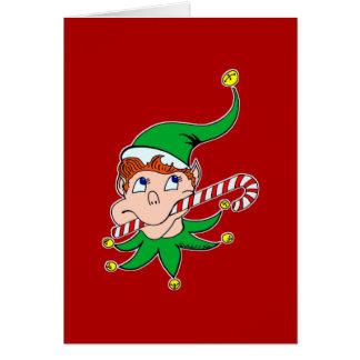 Good Pixie Greeting Card