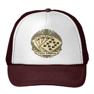 Good Poker Hand Trucker Hat